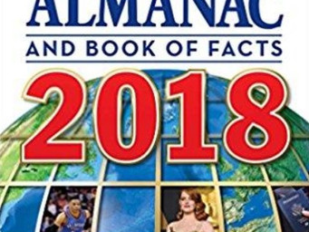 Throwback holiday gift: The World Almanac Book of Facts