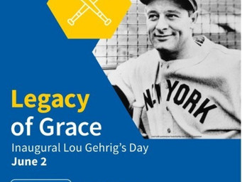 National ALS Directory goes online, honors Lou Gehrig