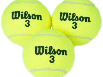 Wilson Sporting Goods to aid in tennis ball recycling program