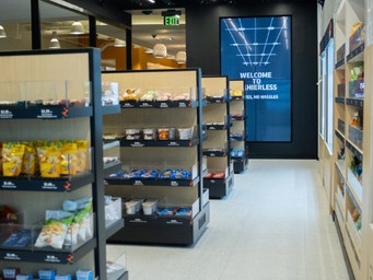 The cashierless convenience store is here