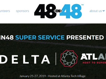 Atlanta marketing and tech pros partner with Delta and 48in48