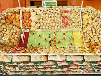 Football fans to eat an average of 11,000 calories on 'Big Game Sunday'