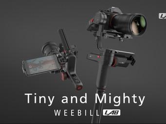 Zhiyun announces Weebill Lab at GITEX 2018 this week