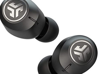 40 hours of play with JLab Audio JBuds Air ANC True Wireless Bluetooth Earbuds