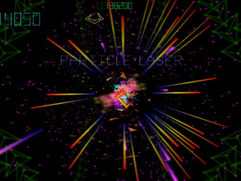 Personal video game favorite, Tempest, refreshed by Atari