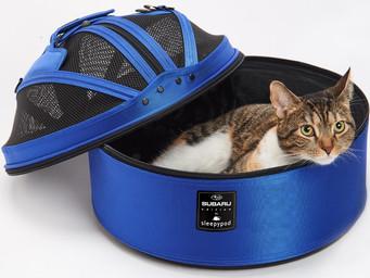 Subaru releases own line of pet accessories