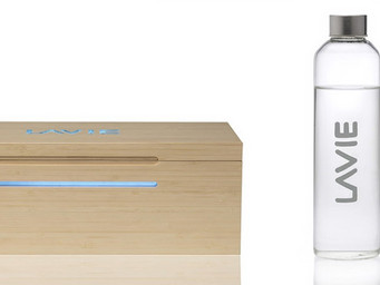 Hydration, pure water at the heart of LaVie