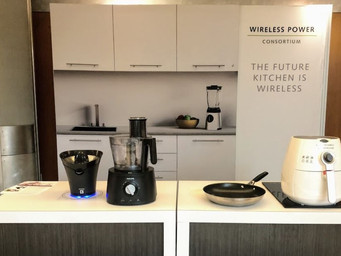 Wireless Power Consortium at Smart Kitchen Summit