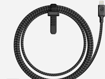 Hello 3 meter Lightning cable from Nomad