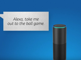 Now batting... Alexa