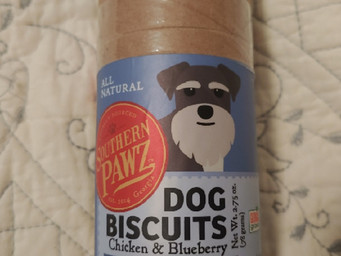 Southern Pawz are dog biscuits made with love and technology