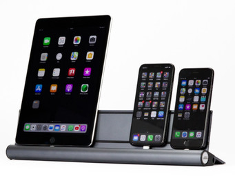Udoq charging stations handle all your devices