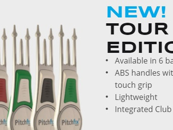 PGA Show: Pitchfix debuts new tools