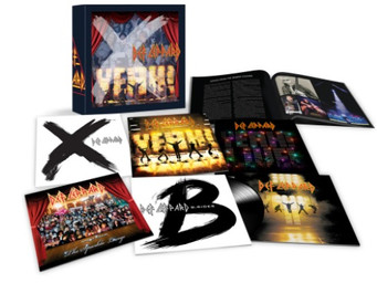 Def Leppard with a new box set for real fans