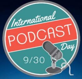 September 30 is International Podcast Day