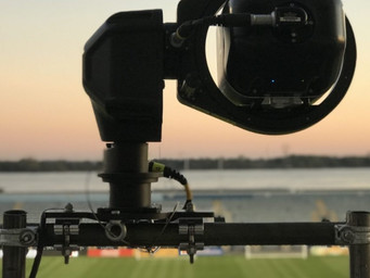 Red Sox partner with Nikon for Robotic Camera setup