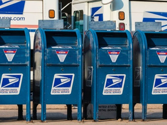 Postal Rate increases for 2021
