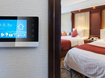 Hotels using new technology for cleaning and sanitizing