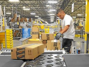 Amazon has record holiday season