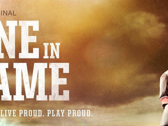 """AT&T AUDIENCE Network's """"Alone in the Game"""" shines a light on the challenges faced by LGBTQ athl"""