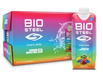 BioSteel Sports Hydration Drink, no sugar, eco friendly