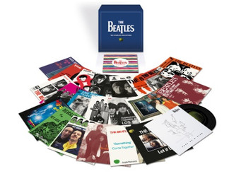 Beatles to re-release singles on vinyl