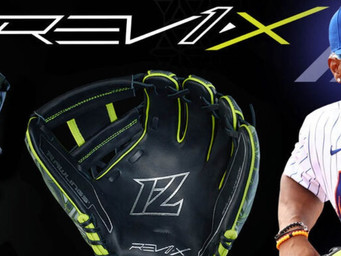 Rawlings might revolutionize baseball with new glove design