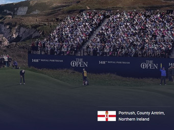 Sling has Open Championship covered