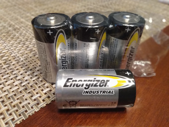 Energizer 'Industrial' Batteries for your modern devices