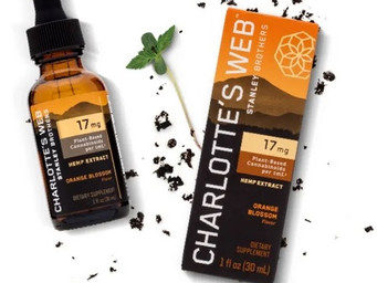 Charlotte's Web CBD products are the 'natural' choice