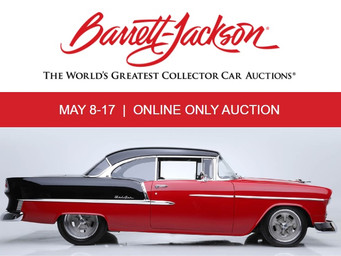 Barrett-Jackson goes all 'online' for current auction