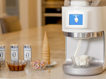 ColdSnap makes single servings of your favorite frozen treats