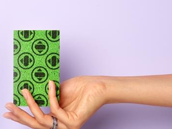 Skura Style: a subscription kitchen sponge service