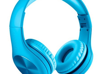 Back to School: LilGadgets Connect+ Pro Premium Volume Limited Wired Headphones