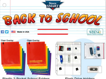 StoreSmart: Back to school and much more