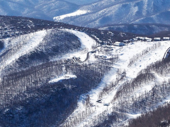 At Wintergreen Resort there is no business like 'Snow Business'
