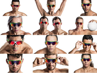 Oakley Launches Green Fade Collection