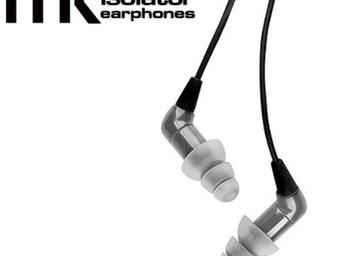 No need to say 'shhhhh' with Etymotic's mk5 Isolator earphones