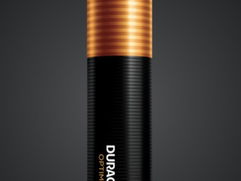 Duracell Optimum batteries offer a big charge
