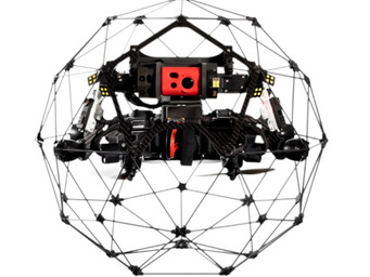 New drone detects radiation exposure levels