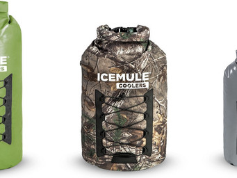 ICEMULE is putting the 'cool' in portable coolers