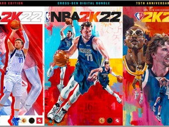 New features with NBA 2K22