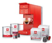 Brewing up the holidays with the illy Y3.2 iperEspresso and Coffee Machine