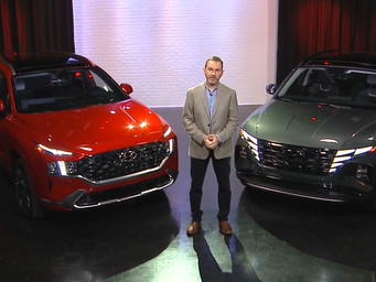 Wireless Wednesday Exclusive: Auto expert Michael Harley on 2021/22 vehicles, Hyundai SUVs