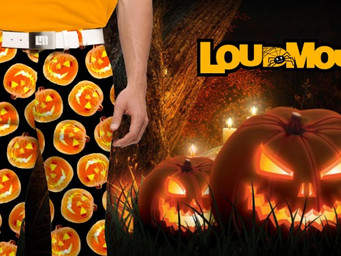 Be a Loudmouth for Halloween