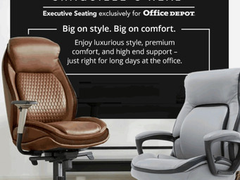 Office Depot and Shaq partner on new line of office chairs