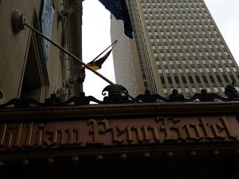 Omni William Penn Hotel marks 100 years