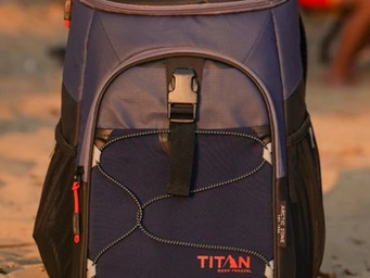 Titan Deep Freeze 24 Backpack Cooler