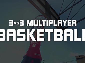 3 on 3 Freestyle Basketball for PS4