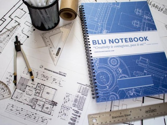 BLU Notebook is more than just a cute notebook